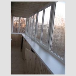 Фото окон от компании Балкон Проект Сервис